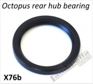 Lambretta Engine Oil Seal Rear Hub Octopus Casa Pro  (L7E-CPX76B)