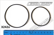Lambretta O-Ring Set Side Cover CasaCover Casa Pro (H140-CPX242O)