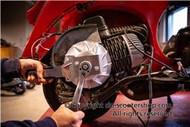 Lambretta Flywheel Holding Tool VAPE SIP (129-20095500)