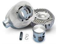 Vespa Polini 221cc Racing Cylinder Kit w/head (SO-P1400084)