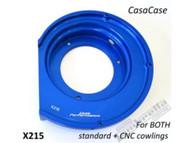 Lambretta Flywheel Flange CasaCase Blue Casa Pro (DW-CPX215)
