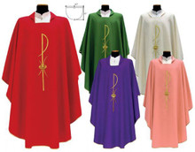Chasubles  made in Italy in Primvera material