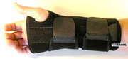 Flexibrace Wrist Brace Support w/ Splint
