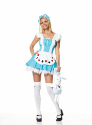 ALICE GIRL COSTUME