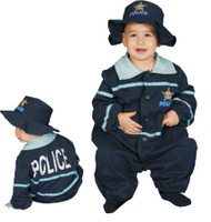 BABY POLICE OFFICER