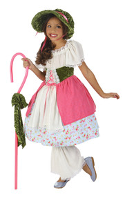 VINTAGE BO PEEP CHILD XS 4