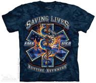 SAVING LIV EMS
