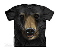 BLACK BEAR FACE - CH
