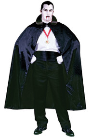 BLACK COUNT CAPE