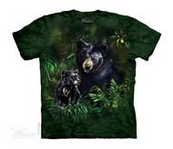 BLACK BEAR & CUB-CH-S