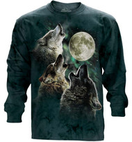 THREE WOLF MOON - LS
