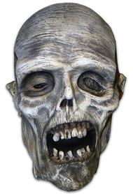 Dead Head Zombie Prop