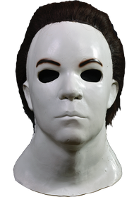 Front view of H20 Michael Meyers Mask