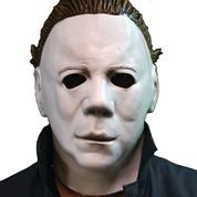 Front view of Halloween II Economy Mask
