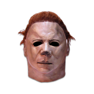 Halloween II Michael Myers Mask