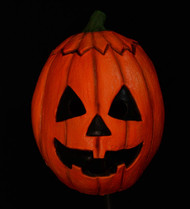 Front view of Halloween 3 Pumpkin Mask