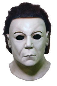 Front view of Halloween 8: Resurrection Mask