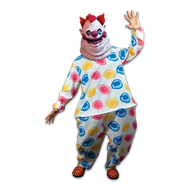 Killer Klowns from Outer Space Fatso Clown Costume