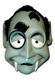 Mad Monster Party Count Mask