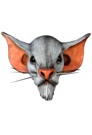 Mice Mystics Maginos Mask