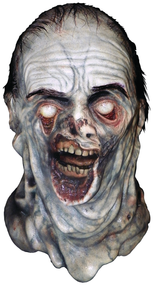 One of the most memorable and disgusting Walkers of Season 6 had to be the Mush Walker, making him our favorite. Now you can gross out all your friends as the Mush Walker this Halloween.  © 2013 AMC Film Holdings LLC. All rights reserved.