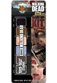 TWD Walker Make Up Kit
