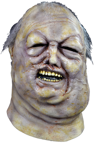 Straight from the screen of AMC's The Walking Dead comes the infamous Well Walker. Sculpted by Erich Lubatti and using hundreds of screen references, the Well Walker Mask looks like it came right off the screen of The Walking Dead. So get yourself the Officially Licensed The Walking Dead Well Walker Mask and some torn up clothes and go out and stalk the living this Halloween!