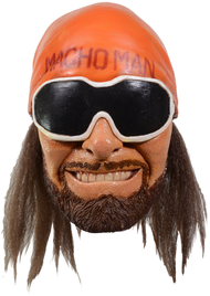 WWE Randy Savage Dlx Mask