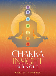 The deck features 49 cards in total, seven cards for each of the seven major chakras – Base, Sacral, Solar Plexus, Heart, Throat, Third Eye and Crown – with each card dealing with an aspect of that particular chakra.