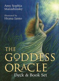 The Goddess Oracle can help you understand where you are, where you are headed, and what you need for the journey.