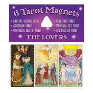 Collect all six different sets: Lovers, Fool, Wheel of Fortune, Strength, Magician, and The Moon.