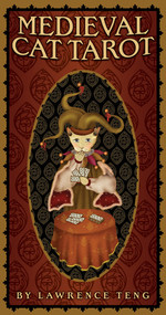 Medieval Cat Tarot marries rich esoteric symbolism with truly wonderful artistic styling and expression. While there is a definite theme to the illustrations on the cards, this is not merely a collector's deck. Each card's meaning is rendered in a heartfelt but simple way so that anyone can appreciate and understand it.