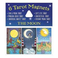 The set includes:  Sun & Moon Tarot, Morgan-Greer Tarot, Universal Waite Tarot, Cat's Eye Tarot, Fantastical Tarot, and Deviant Moon Tarot.