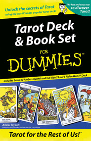 Discover how to handle the cards, prepare for a reading, lay out the cards, and interpret various tarot spreads.