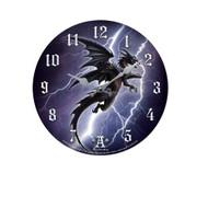 Lightening Dragon Clock