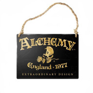 Alchemy England 1977 Sign