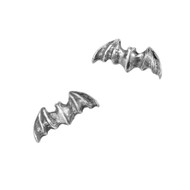 Bat Stud Earrings