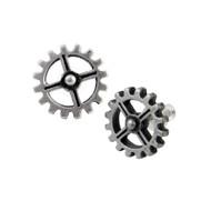 Industrilobe Earrings