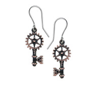 Clavitraction Earrings