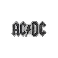AC/DC: enamelled logo