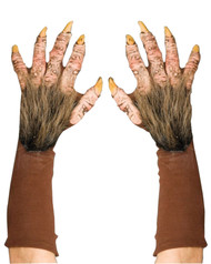 BEAST GLOVES BROWN