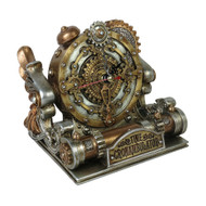 Time Chronambulator Clock