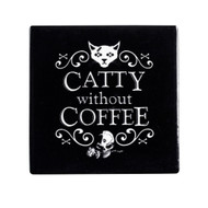 Catty Without Coffee