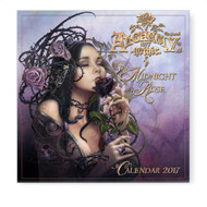 The Midnight Rose Calendar