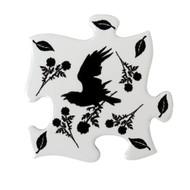 Black Raven & Rose