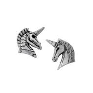 Unicorn Ear Earrings