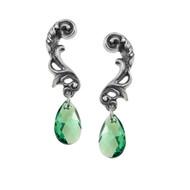 Night Queen Earrings