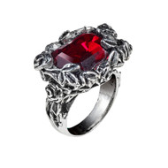 Blood Rose Ring