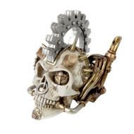 Steam head Skull