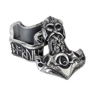 Thor's Hammer Trinket Box
